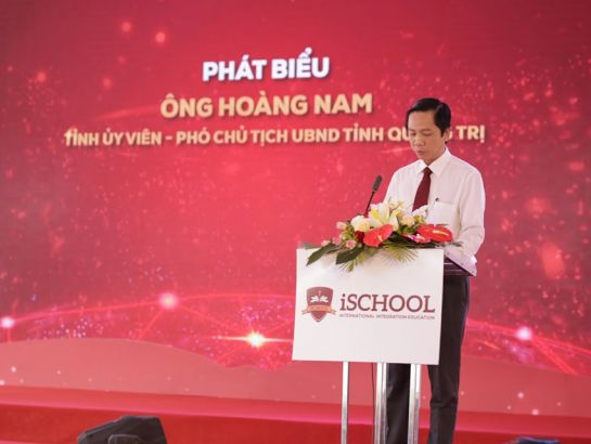 Mr. Hoang Nam – Member of the Provincial Committee, Vice Chairman of the People's Committee of Quang Tri province.