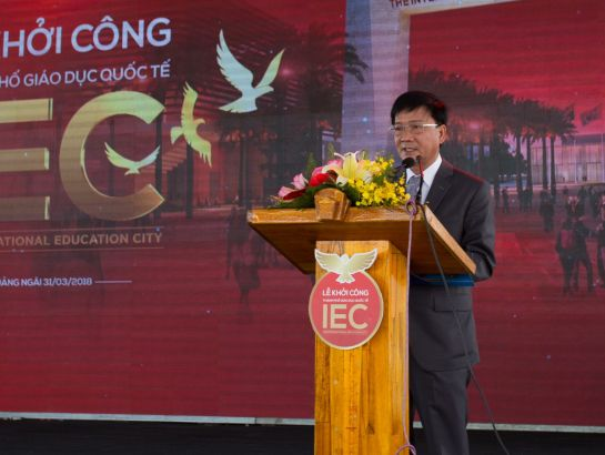 NHG to commence building the very first International Education City in Vietnam